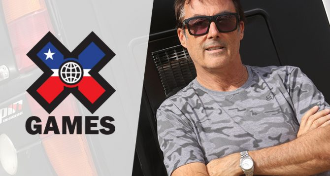Letter From Eric Peronnard – XGames Organizer