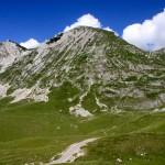 More Montenegro mountains.